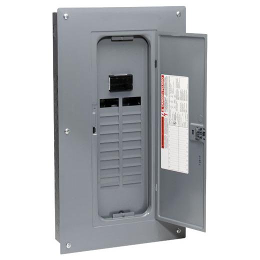 Circuit Breakers, Fuses & Load Centers