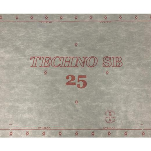 Techno SB 25 48 In. x 250 Ft. Synthetic Roof Underlayment