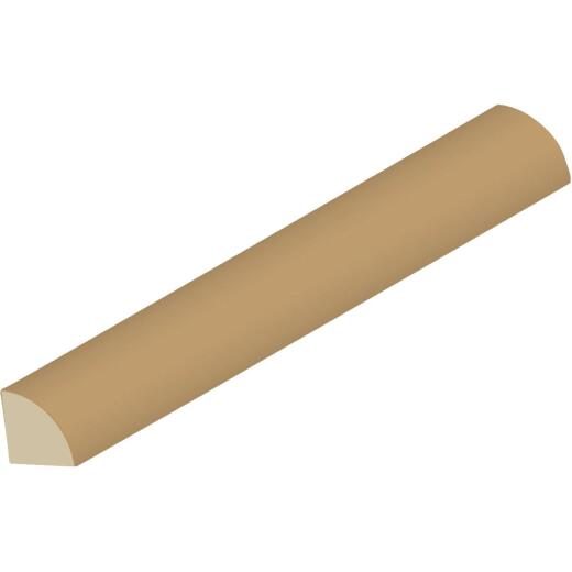Cedar Creek WM106 Primed 11/16 In. W. x 11/16 In. H. x 96 In. L. Finger Joint Pine Quarter Round Molding