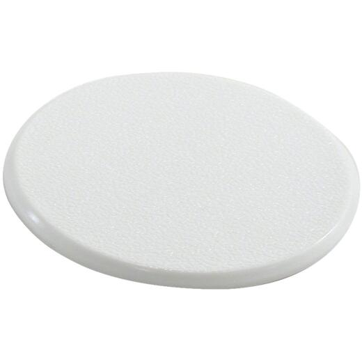 Do it 3-1/4 In. Plastic White Wall Protector