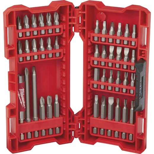 Milwaukee Shockwave 42-Piece Drill and Drive Set