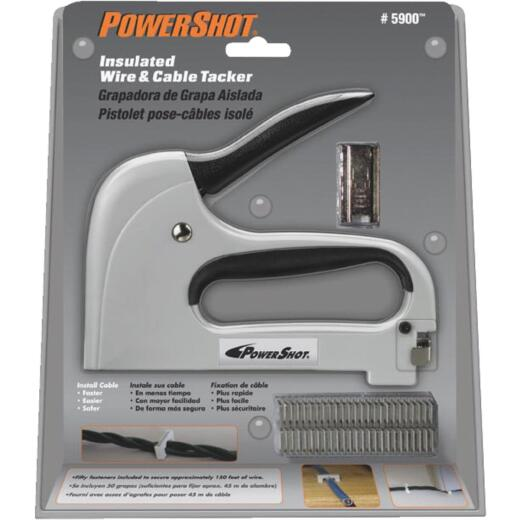 Arrow PowerShot 5900 Light-Duty Insulated Staple Gun