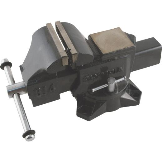 Olympia Tools 4 In. Mechanics Bench Vise
