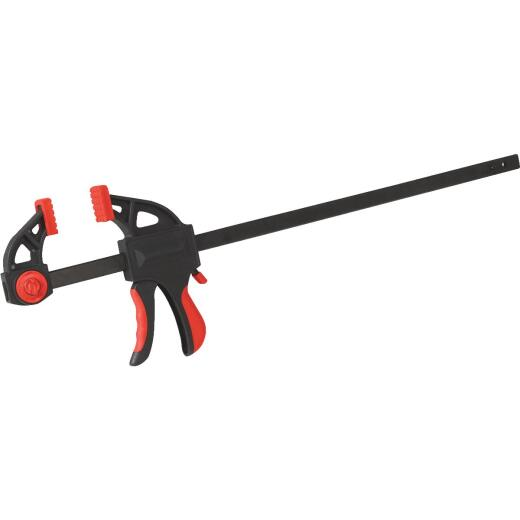 Do it Pistol Grip 18 In. x 2-1/2 In. One-Hand Bar Clamp and Spreader