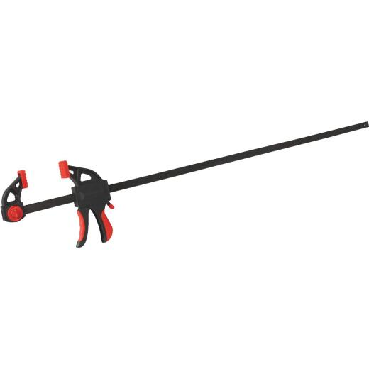 Do it Pistol Grip 36 In. x 2-1/2 In. One-Hand Bar Clamp and Spreader