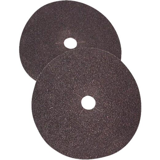 Virginia Abrasives 5 In. 1/4 In. 60 Grit Floor Sanding Disc
