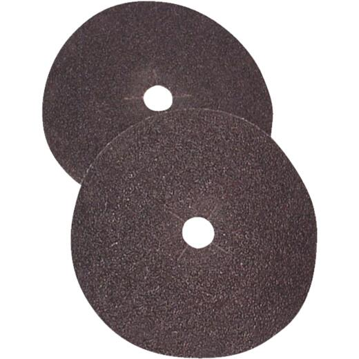 Virginia Abrasives 7 In. x 36 Grit Floor Sanding Disc