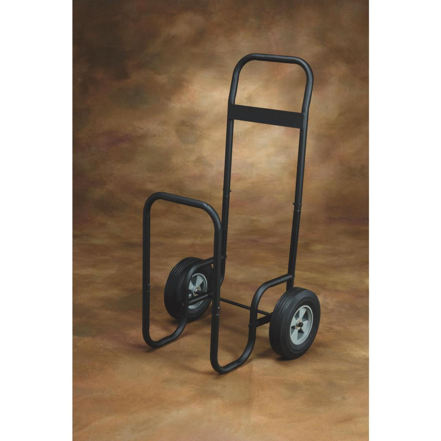 Home Impressions 21 In. W. x 40-1/2 In. H. Steel Log Cart Image 3