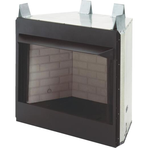 Superior 38-1/4 In. W x 37-5/8 In. H x 22 In. D 36-1/8 W x 27-7/16 H x 21-1/8 In. D Based on Log Set & Burner Vent-Free Gas Firebox