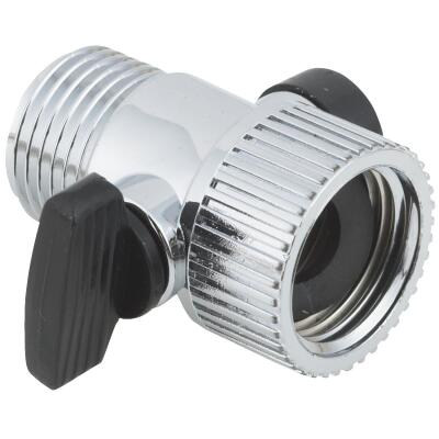 Do it 1/2 In. Chrome Shower Head Flow Control
