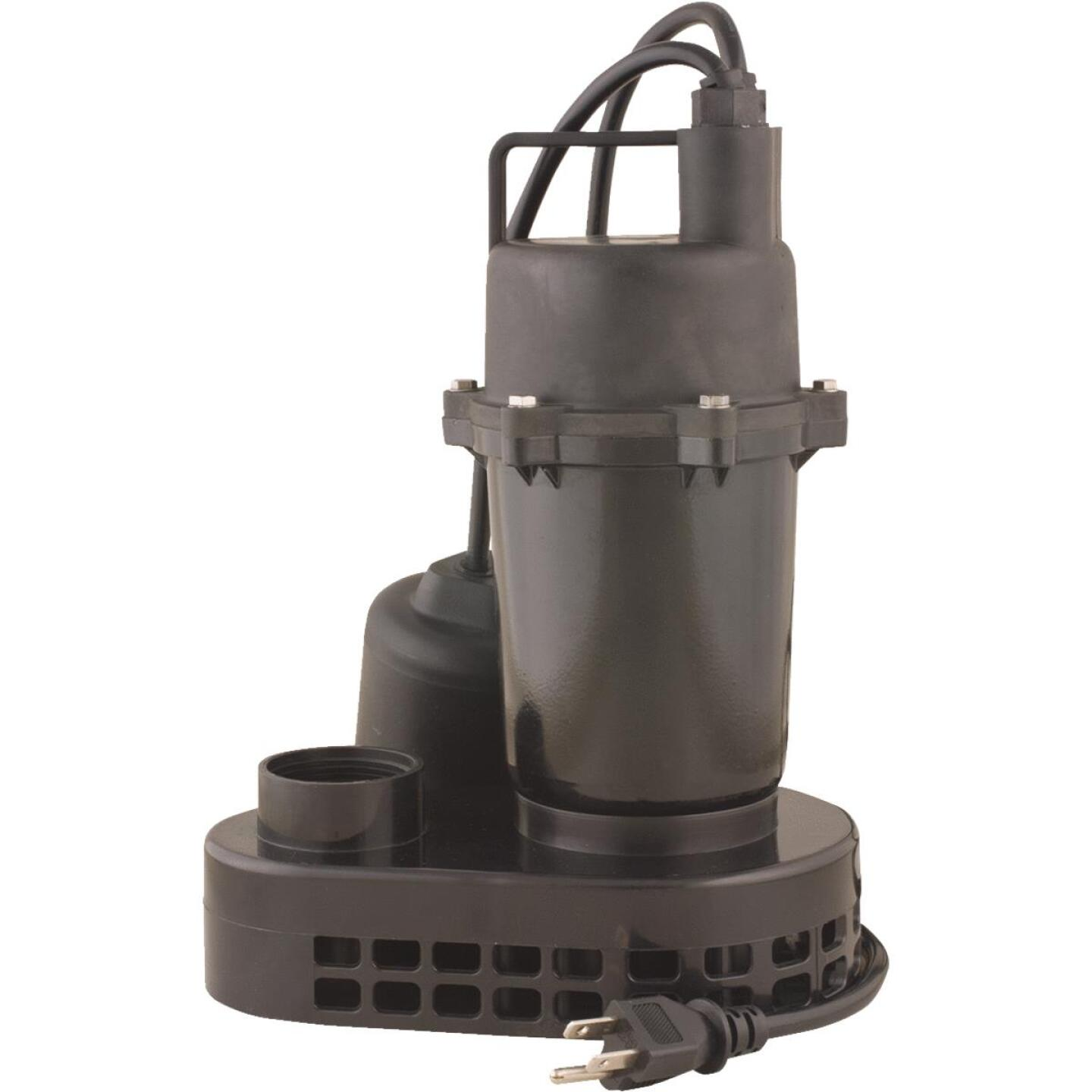 Do it 1/3 HP 115V Effluent and Submersible Sump Pump Image 1