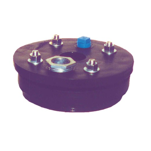 Simmons 4 In. x 1-1/4 In. & 1 In. Sanitary Well Seal