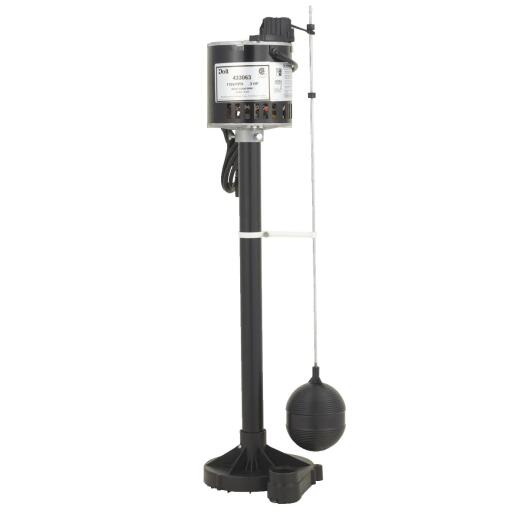 Do it 1/3-HP Thermoplastic Pedestal Sump Pump