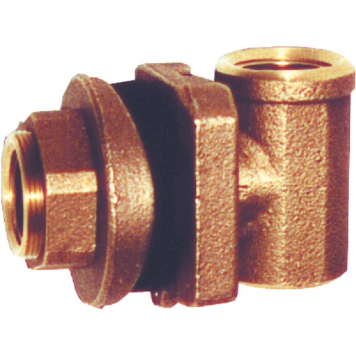 Simmons 1-1/4 In. Pitless Adapter