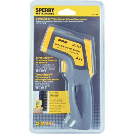 Gardner Bender Sperry Infrared Thermometer