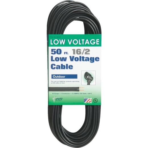 Southwire 50 Ft. 16-2 Stranded Low Voltage Cable