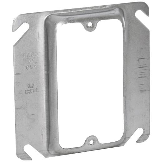 Raco 1-Device Combination 4 In. x 4 In. Square Raised Cover