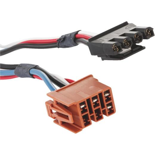 Hopkins Plug-In Simple Brake Control Connector (Chevrolet/GMC/Cadillac/Hummer Compatible)