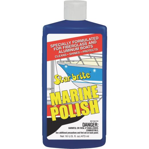 Starbrite 16 Oz. Boat Wax & Polish