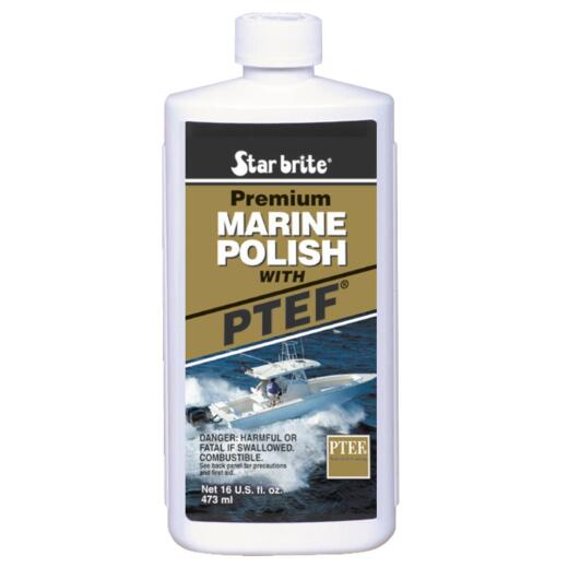 Starbrite 16 Oz. PTEF Boat Wax & Polish