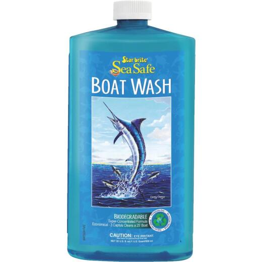 Starbrite 32 Oz. Biodegradable Boat Wash & Cleaner