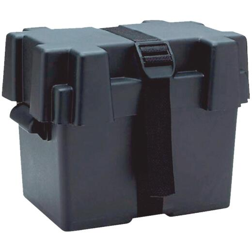 "Seachoice 7-1/4"" x 10"" 10-1/2"" Battery Box"