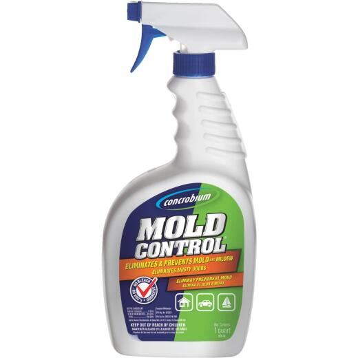 Concrobium Mold Control 32 Oz. Eliminates & Prevents Mold & Mildew Inhibitor