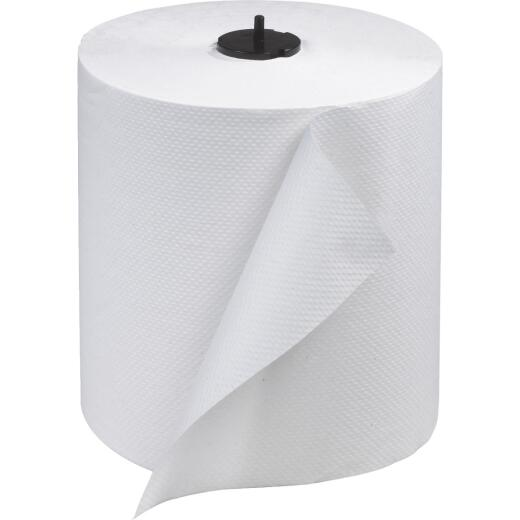 SCA Tork White Advanced Roll Towels (6 Count)