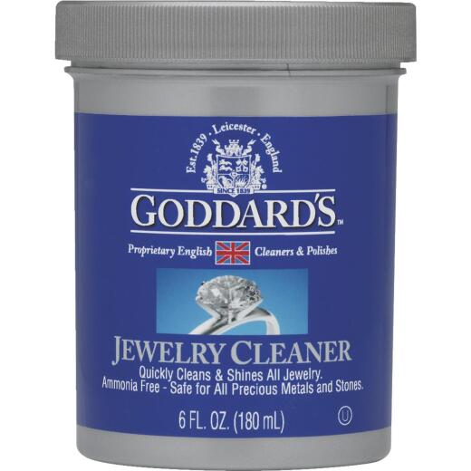 Goddard's 6 Oz. Jewelry Cleaner