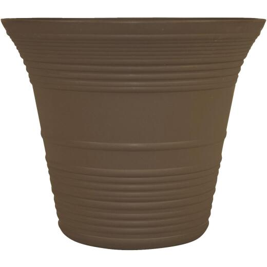 Myers Sedona 9 In. Polypropylene Vineyard Brown Planter