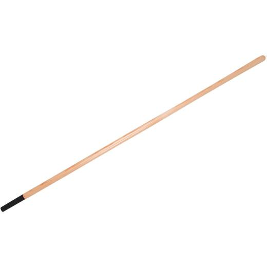 Truper 60 In. L x 1.25 In. Dia. Wood Level Head Rake Replacement Handle