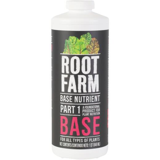 Root Farm 1 Qt. Concentrated Liquid All-Purpose Base Nutrient Part 1