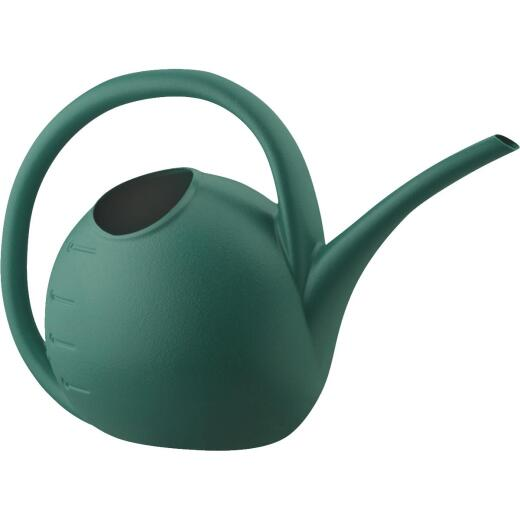 Akro Mills 1 Gal. Green Poly Watering Can