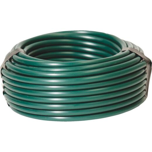 Raindrip 1/4 In. X 50 Ft. Green Poly Primary Drip Tubing