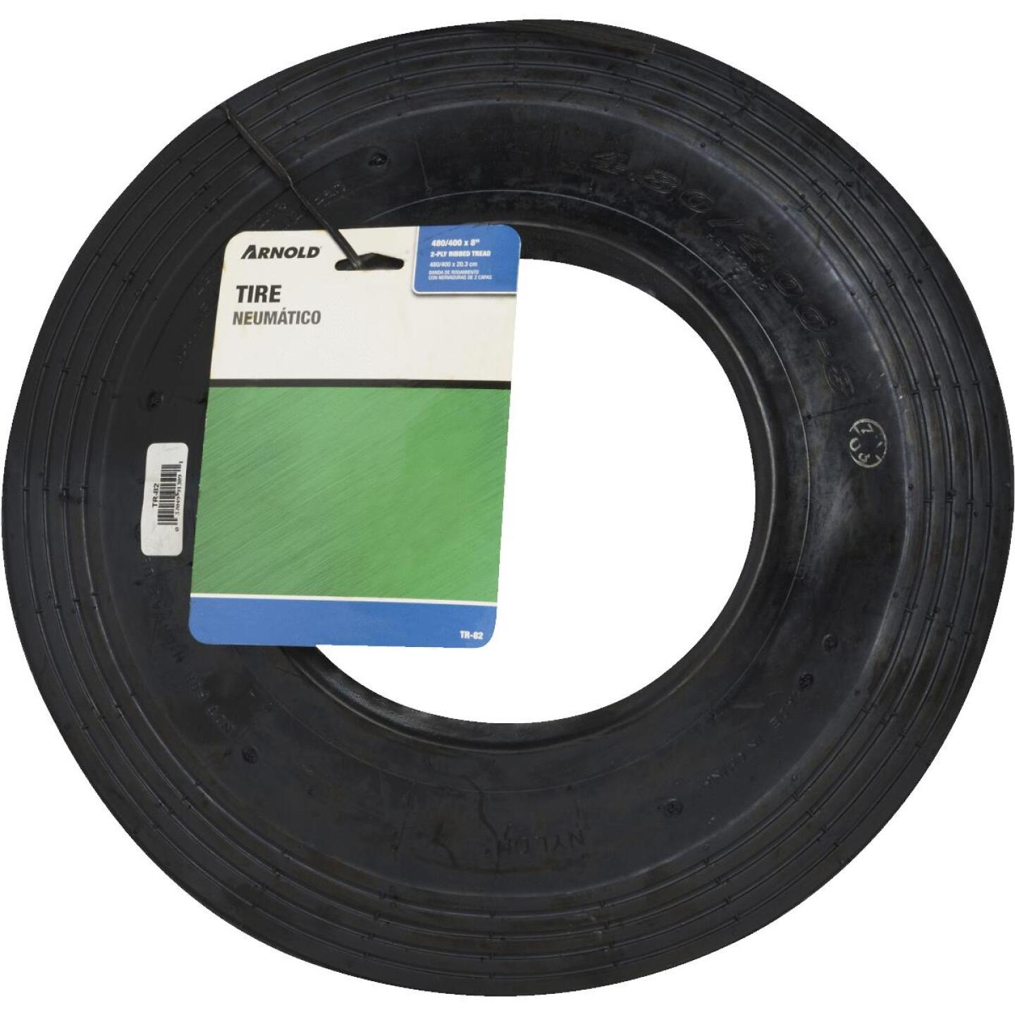 Arnold 480/400 x 8 In. Off-Road Replacement Tire Image 2