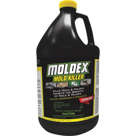 Moldex 1 Gal. Disinfectant Mold Killer