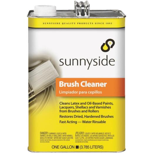 Sunnyside 1 Gal. Ready To Use Liquid Brush Cleaner