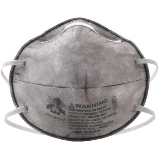 3M P95 Particulate Respirator with Nuisance Level Organic Vapor Relief (2-Pack)