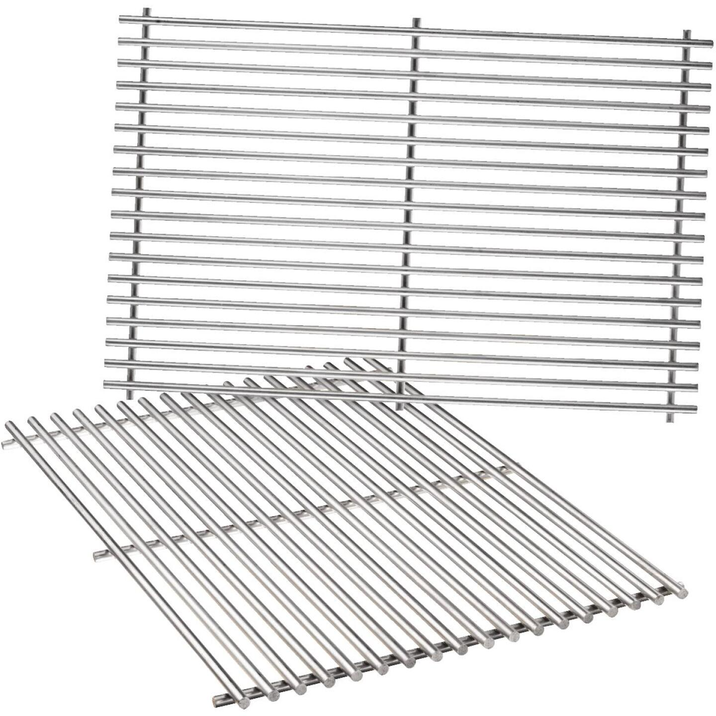 Weber Genesis 300 19.5 In. W. x 13 In. D. Stainless Steel Grill Grate Image 1