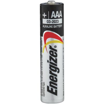 Energizer Max AAA Alkaline Battery (4-Pack)