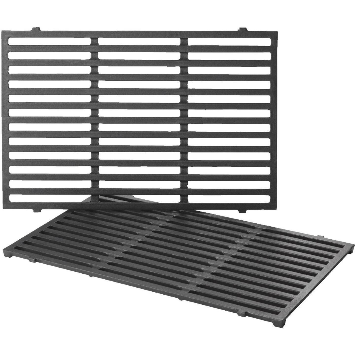Weber Spirit 300 17.5 In. W. x 11.9 In. D. Porcelain Enameled Cast Iron Grill Grate Image 1