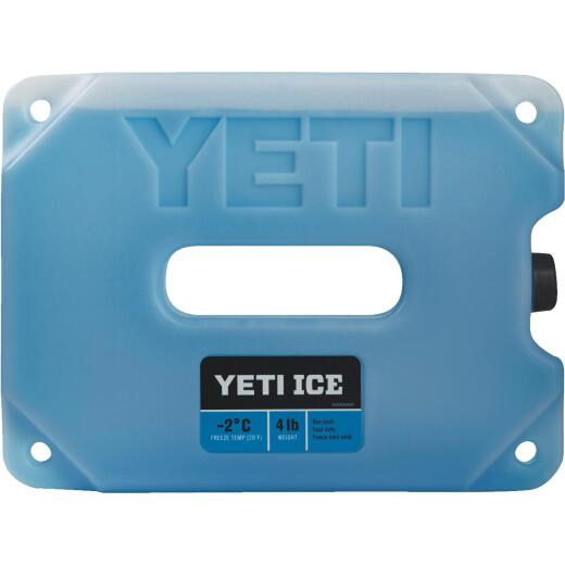 Yeti Ice 4 Lb. Blue Cooler Ice Pack