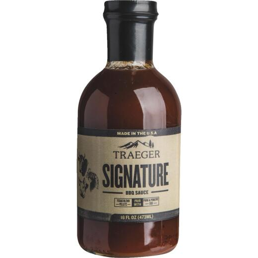 Traeger 16 Oz. Beef, Poultry & Pork Signature Barbeque Sauce