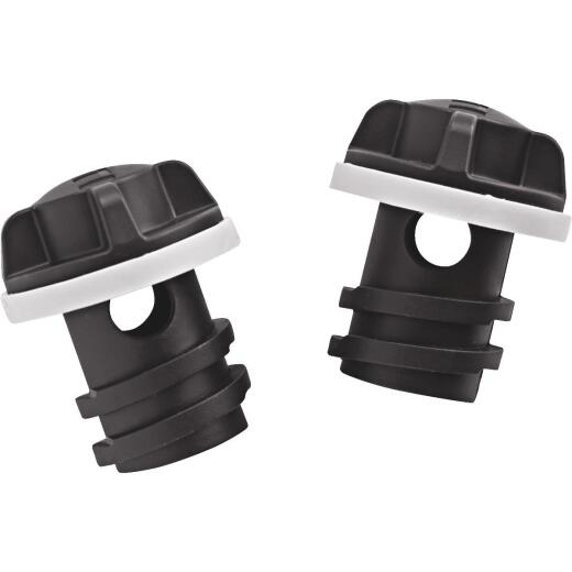 Yeti Vortex Screw-In Gasketed Drain Plug (2-Pack)
