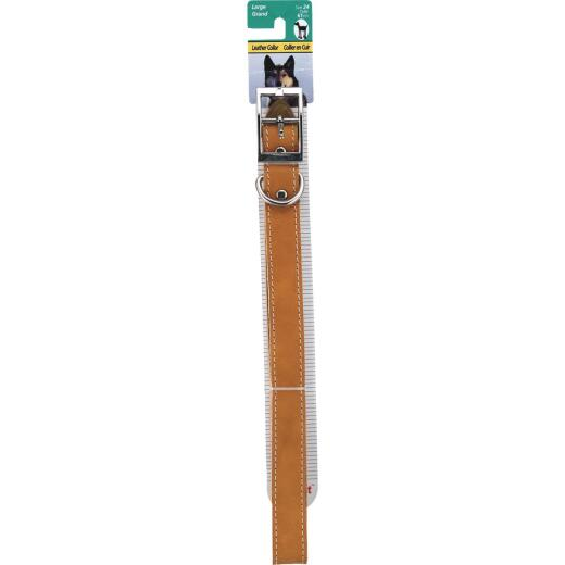 Westminster Pet Ruffin' it 24 In. Leather Dog Collar