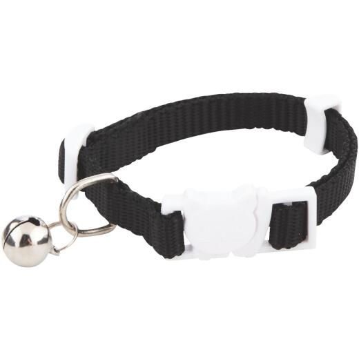 Westminister Pet Paw Print Breakaway Cat Collar with Bell
