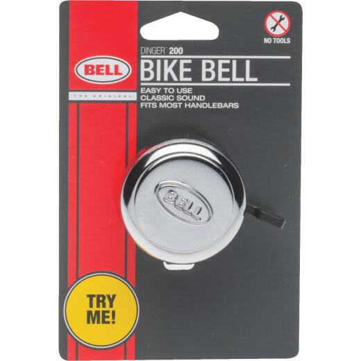Bell Sports Chrome-Plated Bicycle Bell