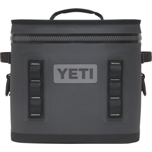 Yeti Hopper Flip 12 Charcoal Soft-Side Cooler (13-Can)