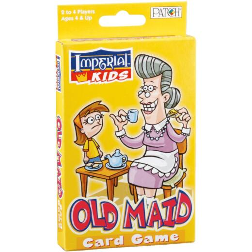 Patch Imperial Kids Old Maid Card Game