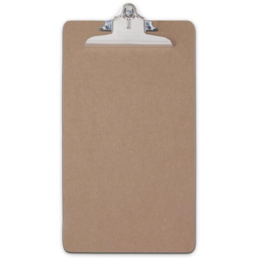 Saunders Legal Size Hardboard 1-1/4 In. Clipboard